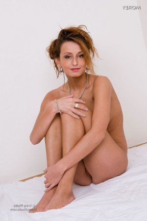 Aleksandra street escorts Teignmouth UK
